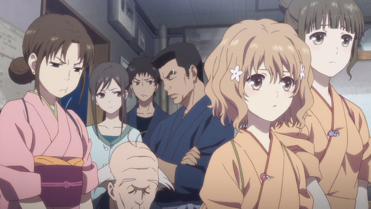 Hanasaku Iroha TV Series image