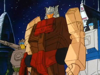 Transformers: The Headmasters TV Series image