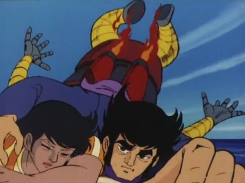 Great Mazinger TV Series image