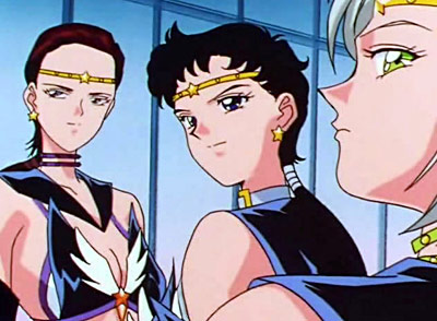 Bishoujo Senshi Sailor Moon Sailor Stars TV Series image